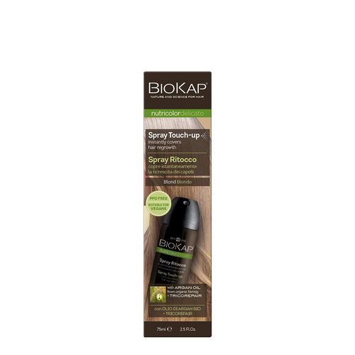 BioKap Instant Root Touch Up Spray - Blonde