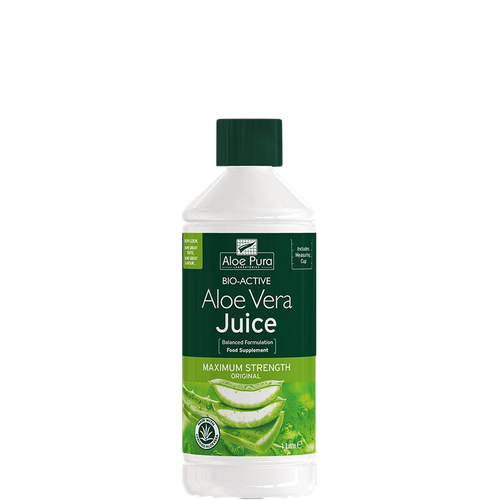 Aloe Vera Juice Maximum Strength 1000-ml