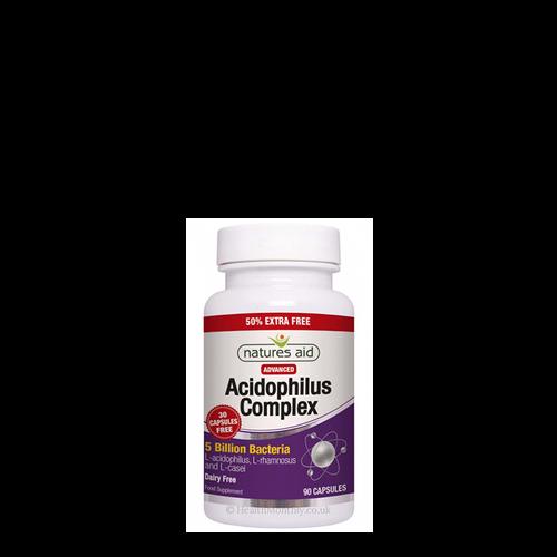 Advanced Acidophilus Complex - 50% Extra Free