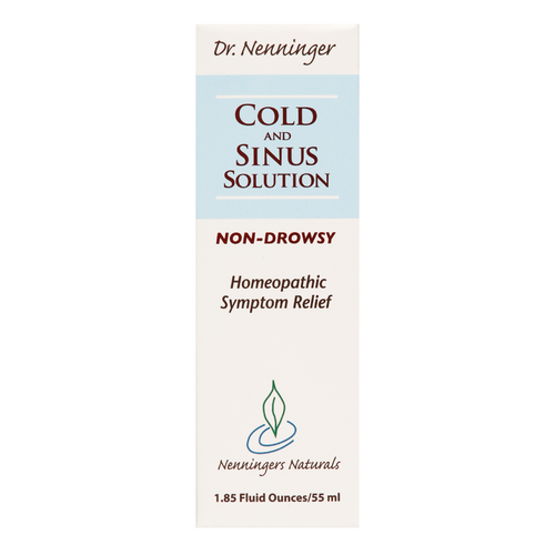 Cold And Sinus Solution