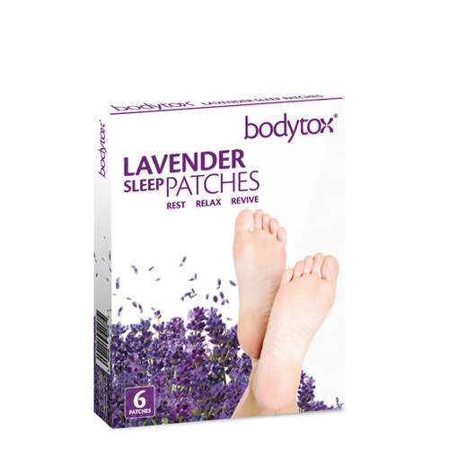 Lavender Sleep Patches
