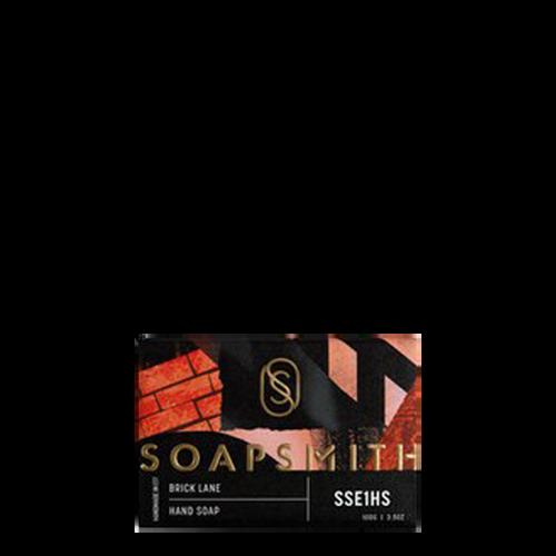 Soapsmith Handmade Soap: Brick Lane