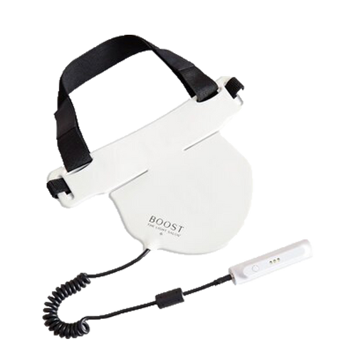 The Boost Advanced LED Light Therapy Décolletage Bib