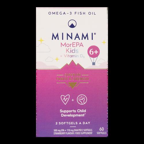 Mini MorEPA Fish Oil for Children