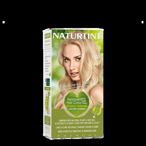 Permanent Hair Colour Natural 10N Light Dawn Blonde