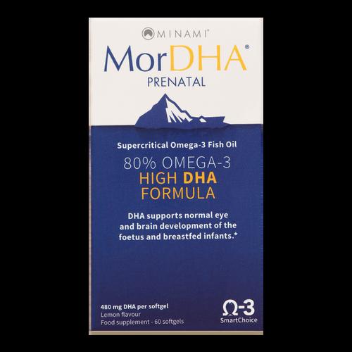 More DHA Prenatal