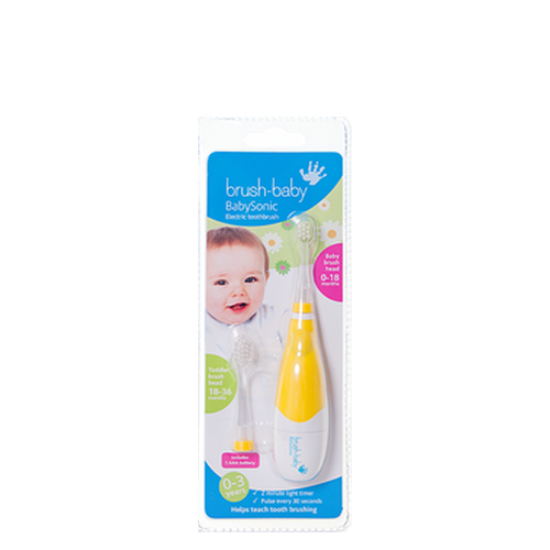 BabySonic Electric Toothbrush (0-3 years)