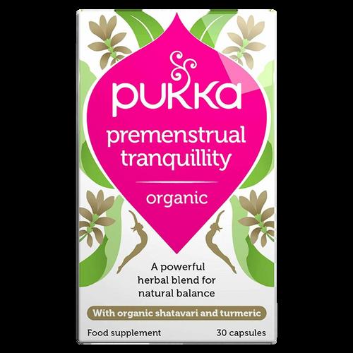 Premenstrual Tranquility