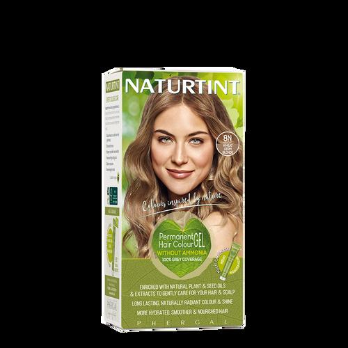 Permanent Hair Colour Natural 8N Wheatgerm Blonde