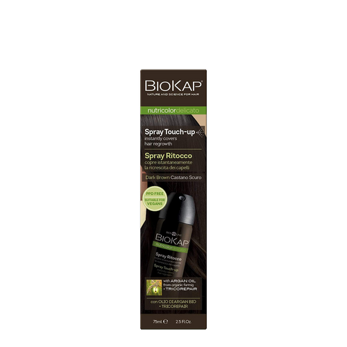 BioKap Instant Root Touch Up Spray - Dark Brown