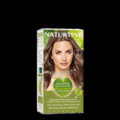 Permanent Hair Colour Illusion 7.7 Teide Brown