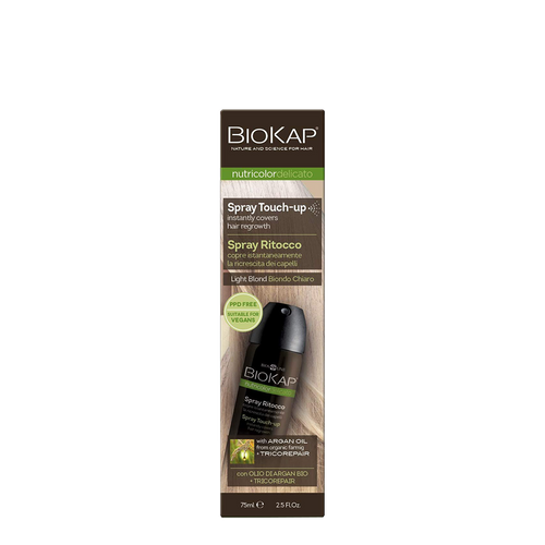 BioKap Instant Root Touch Up Spray - Light Blonde