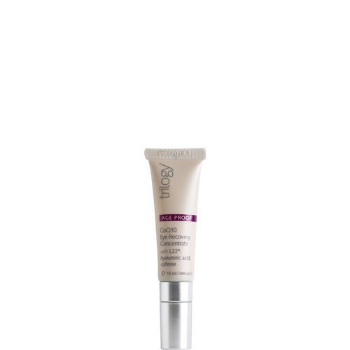 Trilogy Age Proof CoQ10 Eye Recovery Concentrate Roll instantly cools, hydrates, tones and brightens the delicate eye area