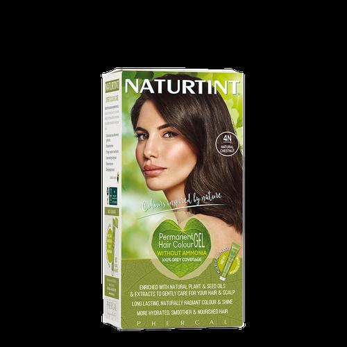 Permanent Hair Colour Natural 4N Chestnut