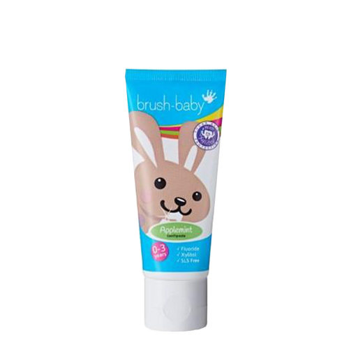 Applemint Baby & Toddler Toothpaste (0-3 years)