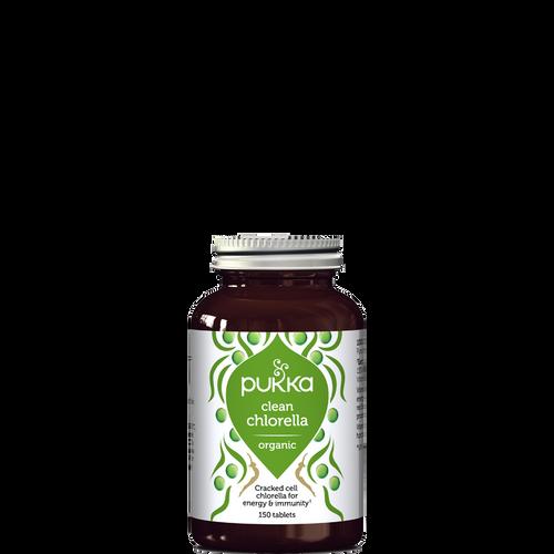 Clean Chlorella - Organic