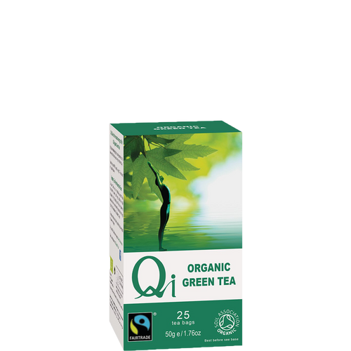 Qi Organic Green Tea