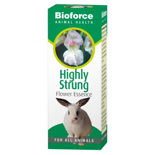 A Vogel Animal Highly Strung Essence is a fast acting remedy to help calm overactive, excitable and highly strung animals.