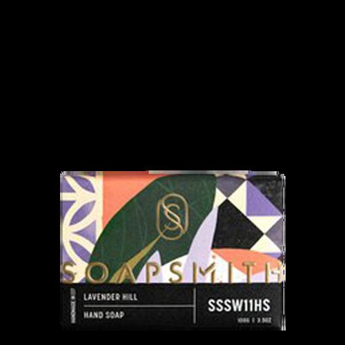 Soapsmith Handmade Soap: Lavender Hill