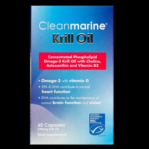 Cleanmarine Krill Oil