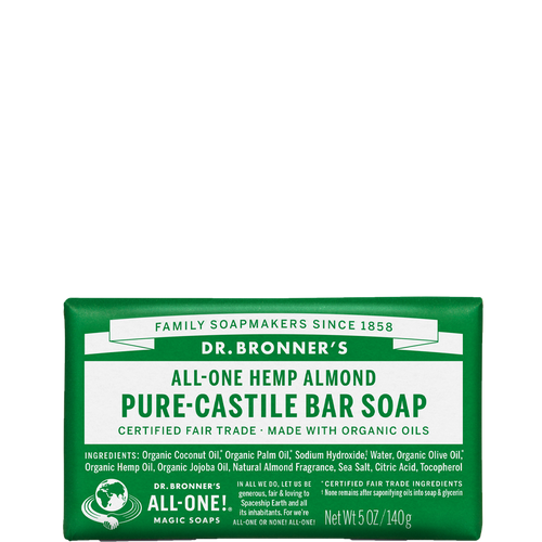 Almond Organic Soap Bar