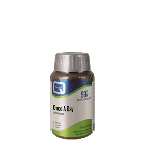 Once A Day Multivitamins