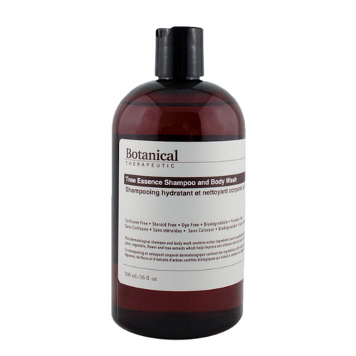 Botanical Therapeutic Shampoo & Body Wash