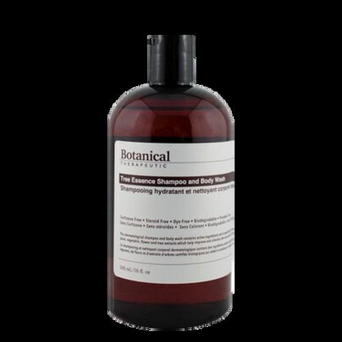 Botanical Therapeutic Shampoo & Body Wash