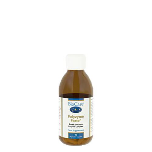 Polyzyme Forte - Digestive Enzymes 90-capsules