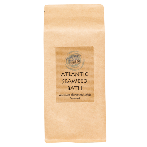 Immerse yourself in the detoxifying & therapeutic Atlantic Seaweed Bath for calming the mind and body.