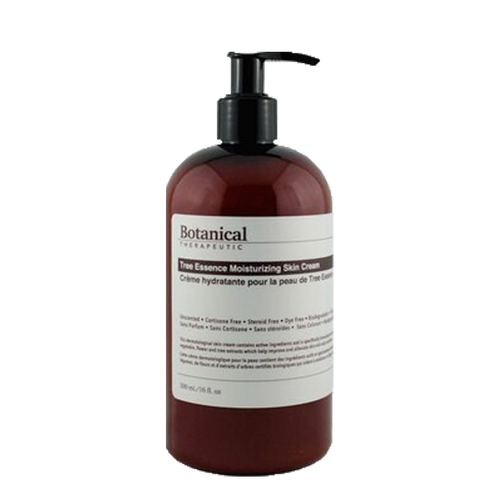 Botanical Therapeutic Skin Cream 500ml is a unique soothing, hydrating and moisturizing skin cream, ideal for inflammatory skin concerns