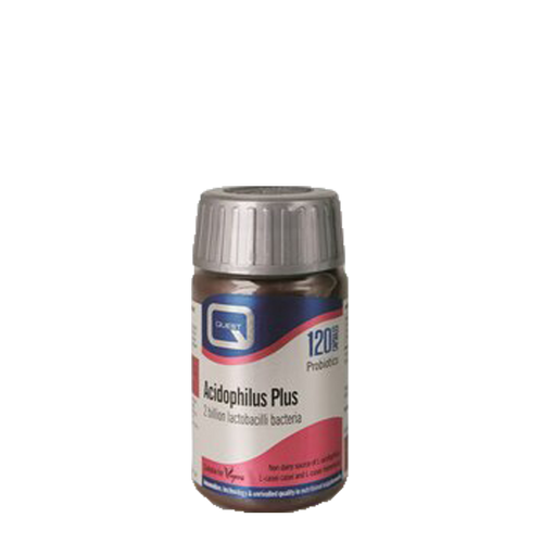 Acidophilus Plus 120-capsules