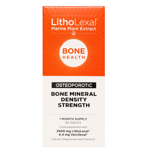 LithoLexal Bone Health help maintain strong bones.