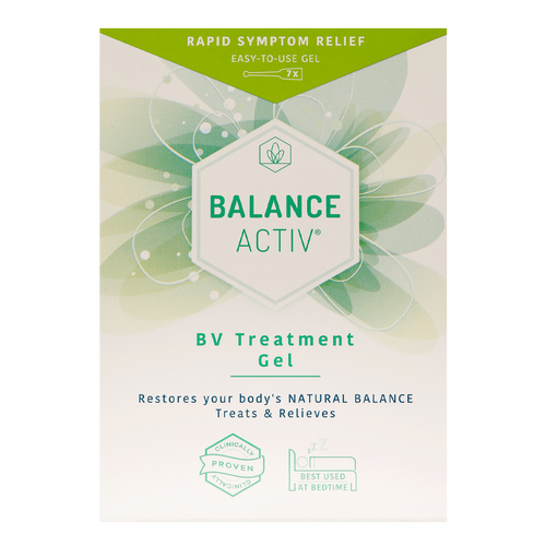 Balance Activ Vaginal Gel helps to maintain the normal low pH of the vagina and protect against infection.