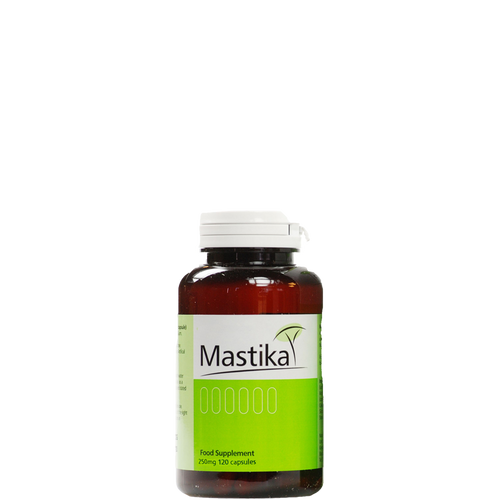 Mastika Mastic Gum 250mg can be used ongoing to maintain healthy digestion