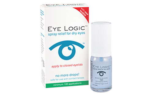 Eye Logic Eye Spray for Dry Eyes