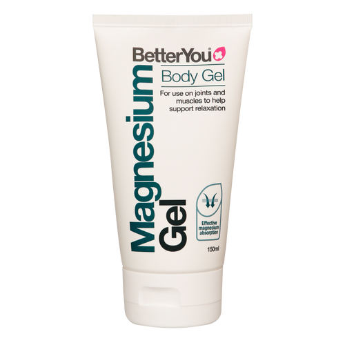 Better You Magnesium Gel is a skin essential mineral gel that has quick absorption for relaxing muscle and joint stiffness.