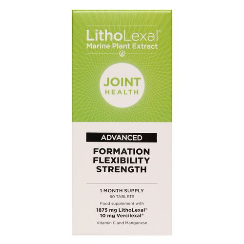 Litholexal Joint Health help support strong and flexible joints.