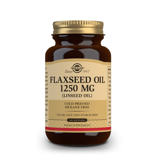 Flaxseed Oil (Cold Pressed)