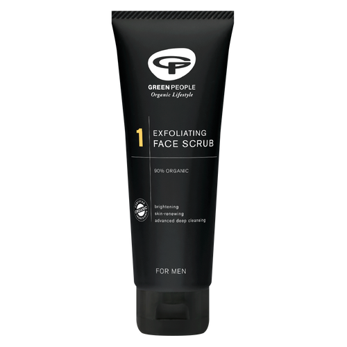 An all-in-one wash and exfoliator, Organic Homme Exfoliating Face Wash removes dead cells, draws out impurities – and is particularly beneficial for men who are prone to eczema, psoriasis, acne and blemishes.