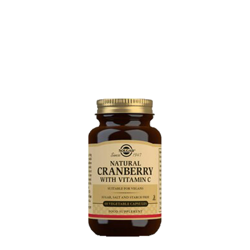 Natural Cranberry With Vitamin C