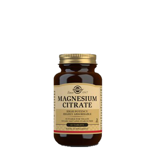 Magnesium Citrate 60-tablets