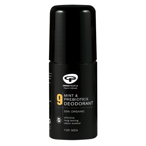 Organic Homme - Stay Cool Deodorant is A naturally effective organic roll-on deodorant that Kills the bacteria that cause body odour without clogging pores
