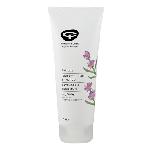 Relieve an itchy, dandruff-scalp with this deep cleansing shampoo from Green People.