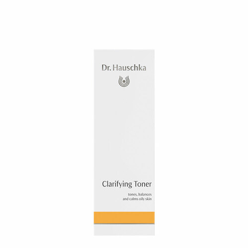 Dr Hauschka Clarifying Toner is a specially formulated toner for oily, acne and combination skin conditions