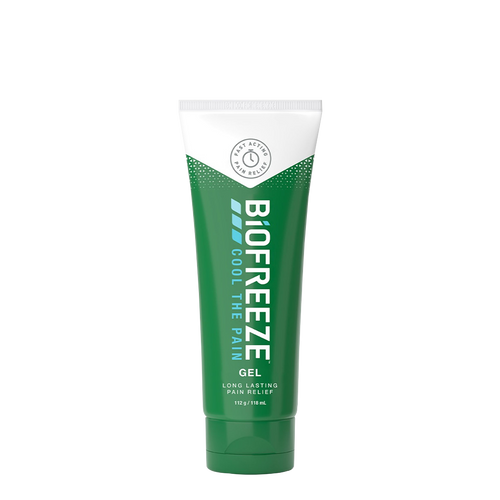Biofreeze Pain Relief Gel is best used for the temporary relief of minor aches and pains of muscles and joints