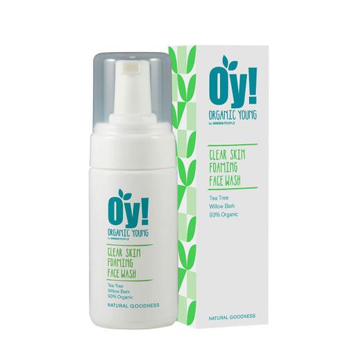 Oy Clear Skin Foaming Face Wash