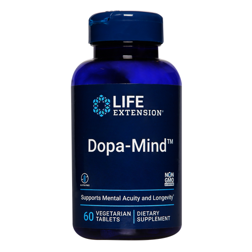 xDopa-Mind supports healthy dopamine levels to enhance memory, concentration & focus
