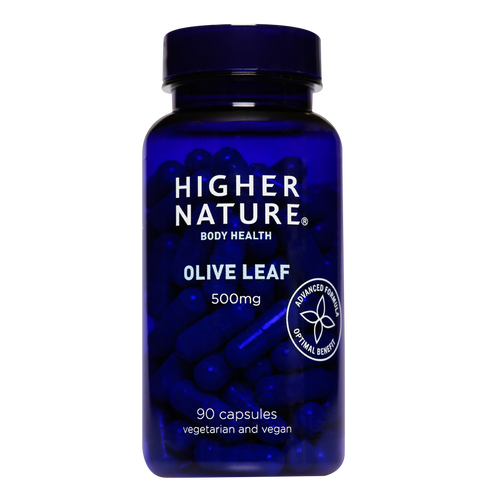 Olive Leaf Extract 90-capsules