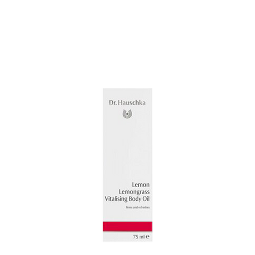 Dr.Hauschka Lemon Lemongrass Body Oil is an invigorating body oil which seals in moisture while firming and revitalising dull, lacklustre skin